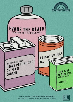 Evans The Death