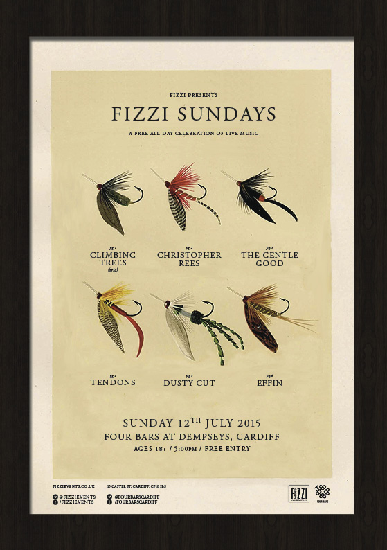 Fizzi Sundays: July