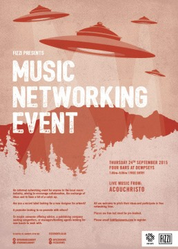 Music Networking Event