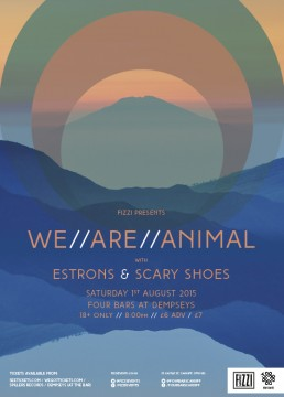 We // Are // Animal