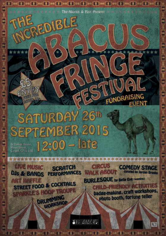 The Incredible Abacus Fringe Festival