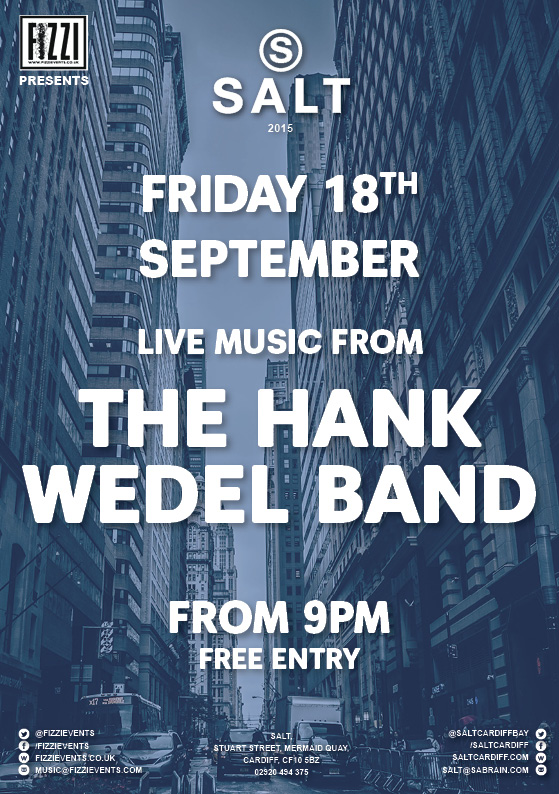 The Hank Wedel Band