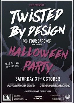 Twisted By Design: Halloween Party