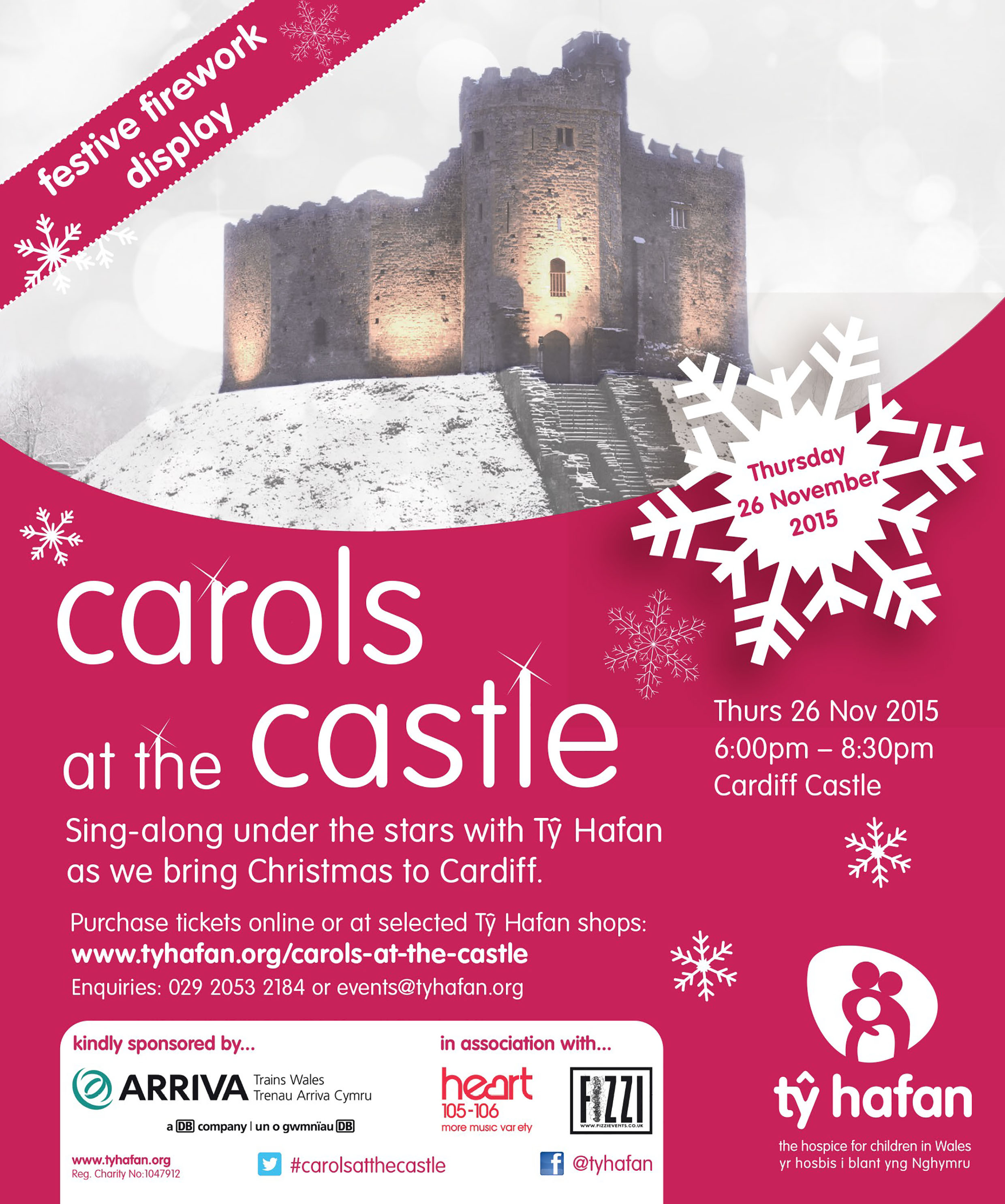Carols At The Castle