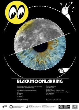 Black Moon Larking