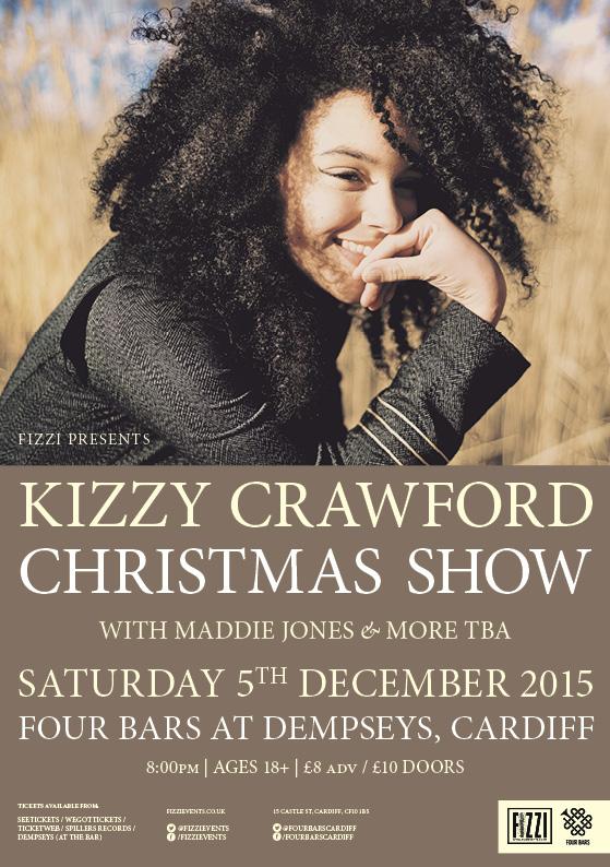 Kizzy Crawford Christmas Show