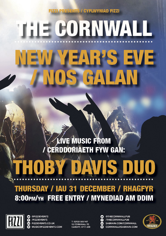 The Cornwall New Year's Eve