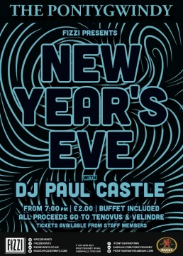 New Year's Eve with DJ Paul Castle