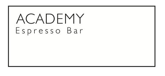Academy Espresso Bar Web