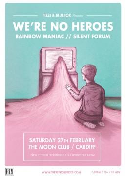 We're No Heroes