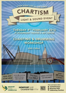 Chanting & Drumming Workshop