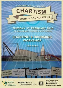 Chanting & Drumming Workshop