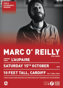 Marc O'Reilly (Full Band)