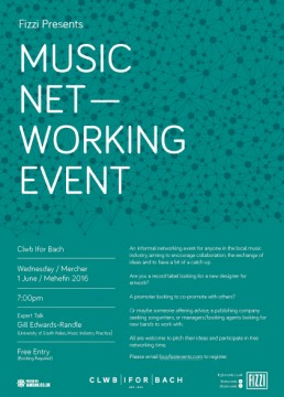 Music Networking Event  + Expert Talk