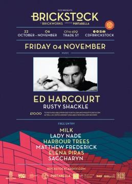 Ed Harcourt + Rusty Shackle