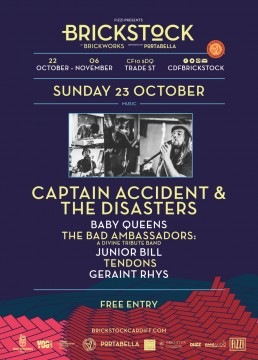Captain Accident & the Disasters