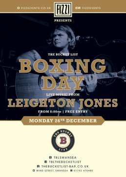 Boxing Day The Bucket List