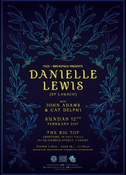 Danielle Lewis (EP Launch)