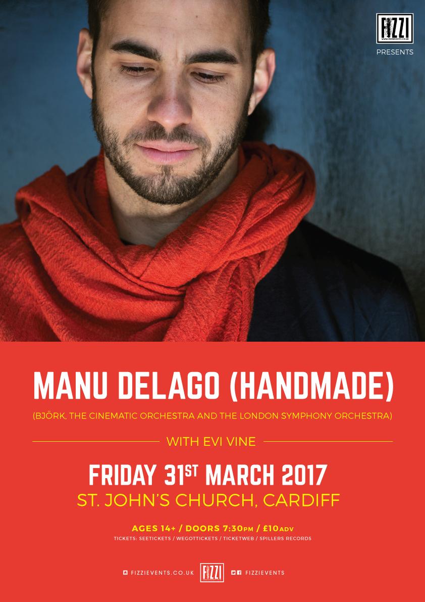 Manu Delago Handmade