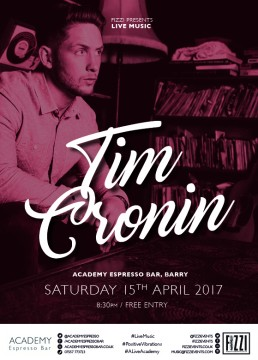 Tim Cronin – Academy Espresso Bar, Barry