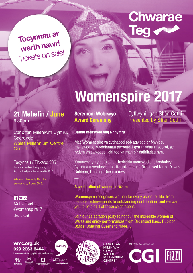 Womenspire 2017
