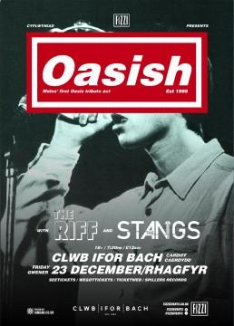 Oasish, Wales