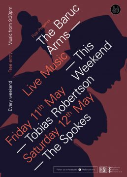 The Baruc Arms – 11th & 12th May