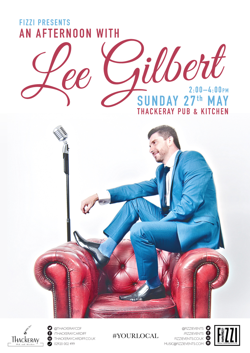 Lee Gilbert @ Thackeray