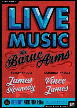 The Baruc Arms – 6-7th July