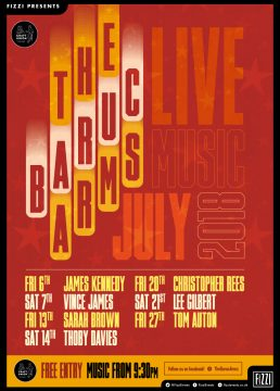 The Baruc Arms – July