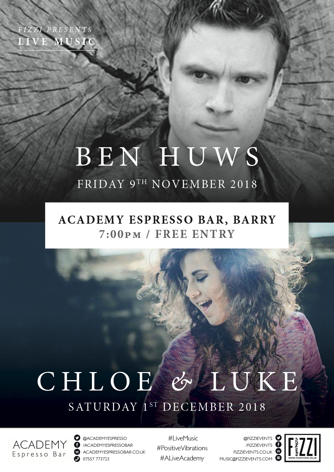 Chloe & Luke