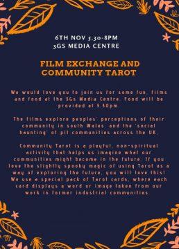 Film Exchange & Community Tarot