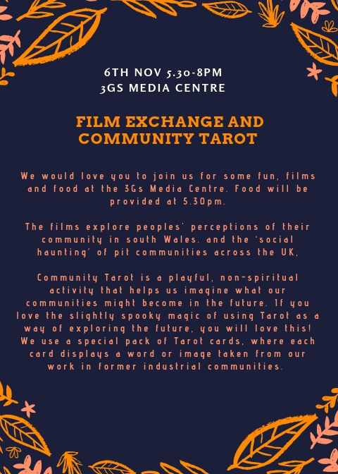 Film Exchange & Community Tarot