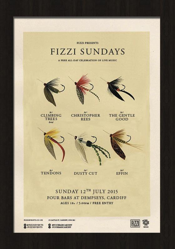Fizzi Sundays: July