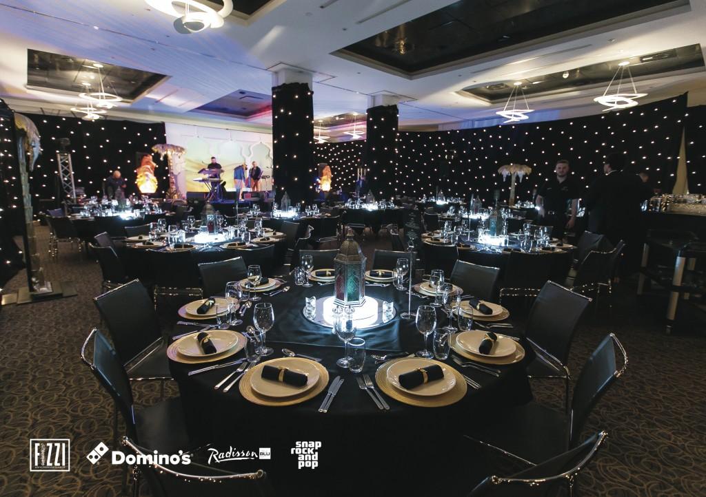 Dominos Birthday Party (w/GRLTLK)