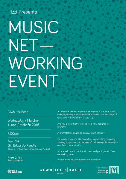 Music Networking Event  + Expert Talk