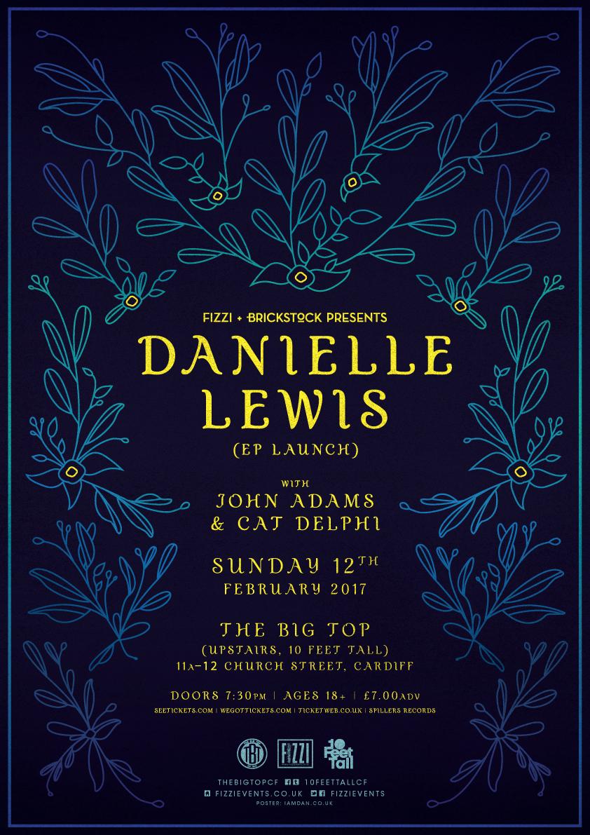 Danielle Lewis (EP Launch)