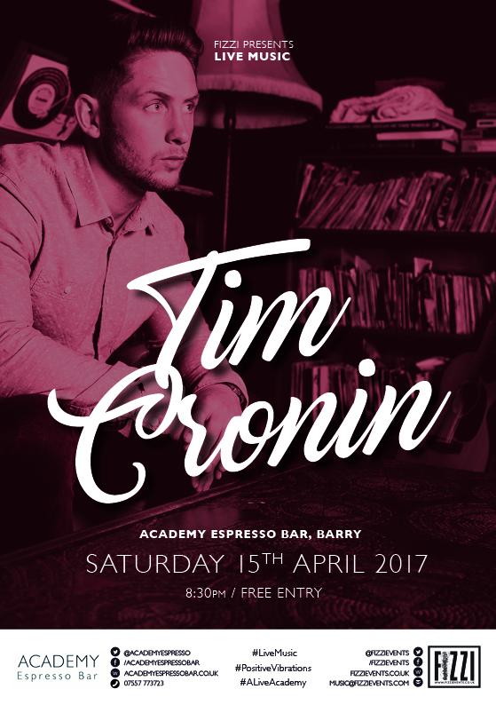 Tim Cronin – Academy Espresso Bar, Barry