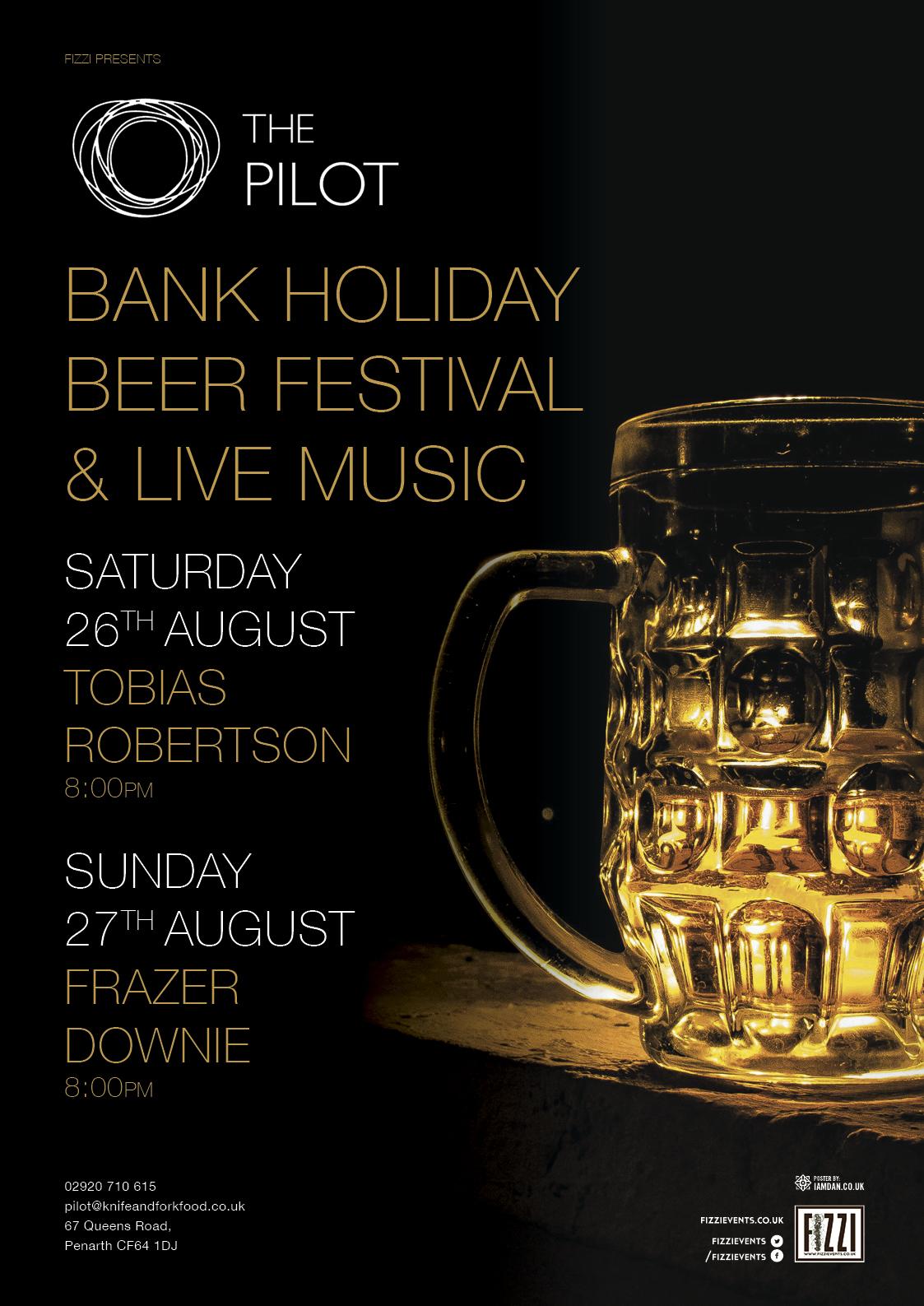 The Pilot Beer Festival, Penarth