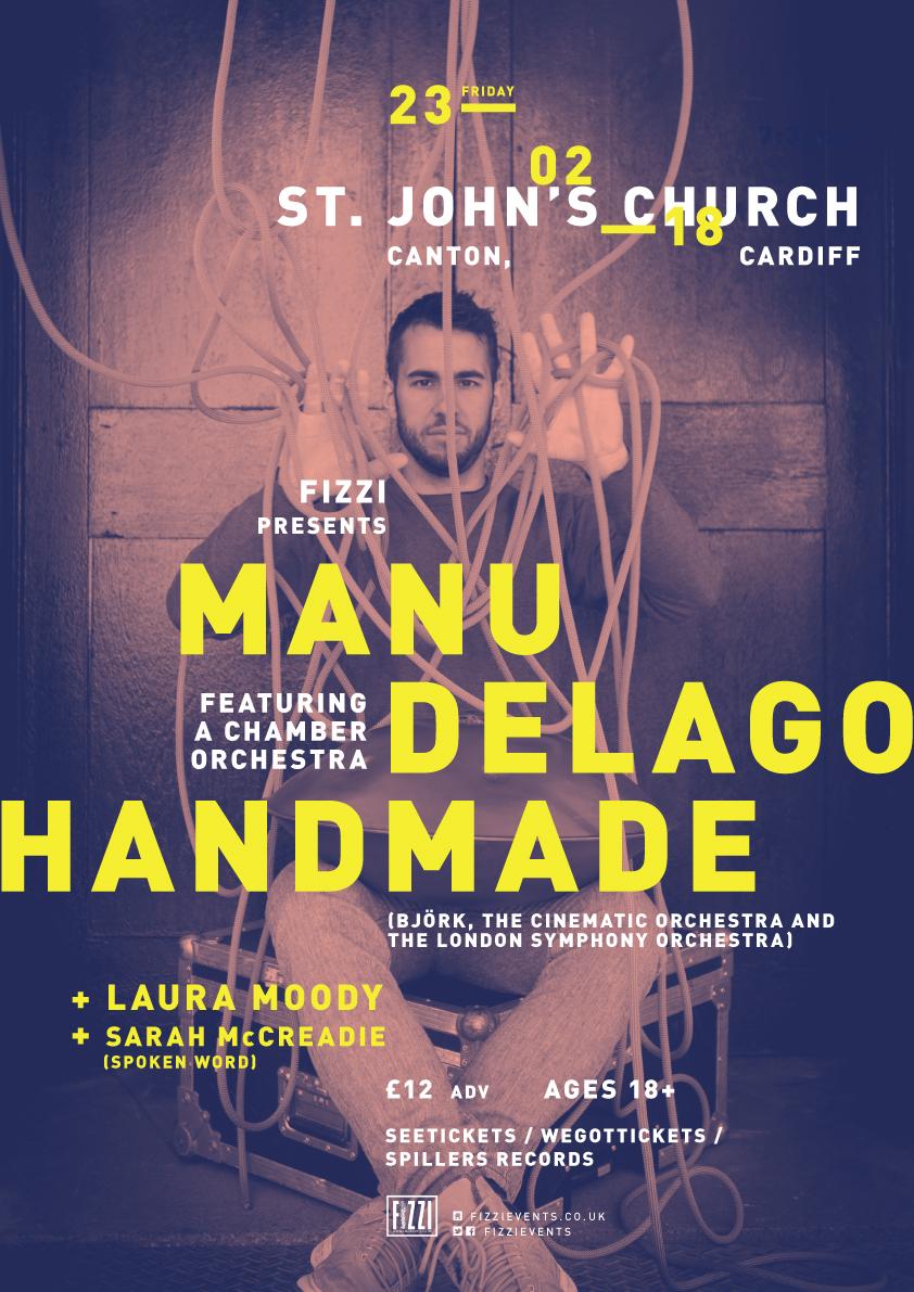 Manu Delago Handmade – St. John's Church
