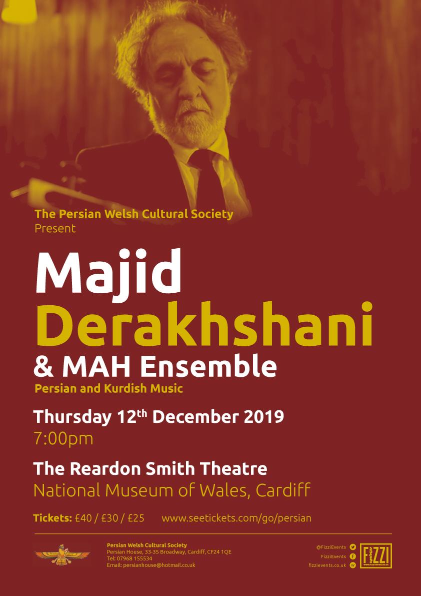 Majid Derakhshani & MAH Ensemble